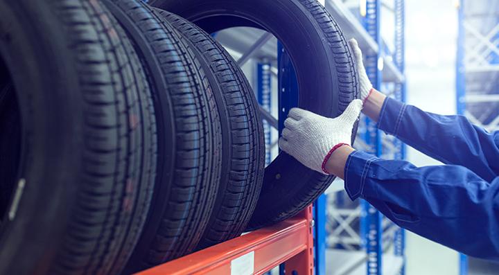 Stoccaggio dei pneumatici | Come farlo correttamente